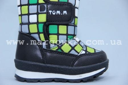 Дутики Tom.M 1529H для мальчика (A)