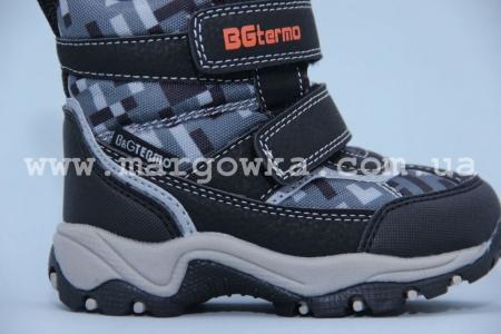 Термо-ботинки B&G TERMO R181-614L для мальчика (A)