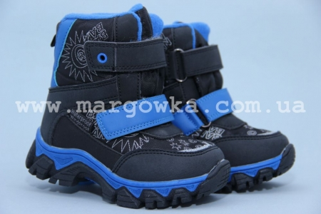 Ботинки Tom.M 0902A для мальчика (G)