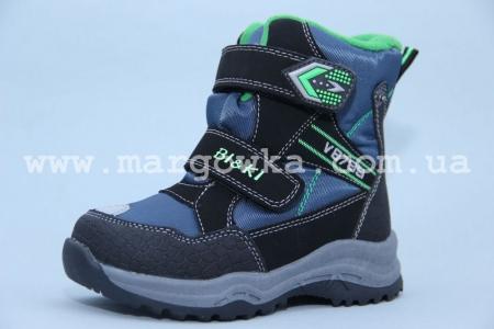 Ботинки BIKI 2293C для мальчика (G)