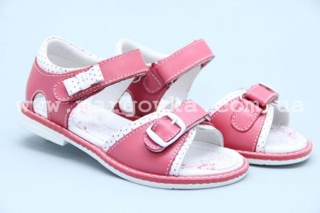 Босоножки B&G BG180-822 для девочки розовые