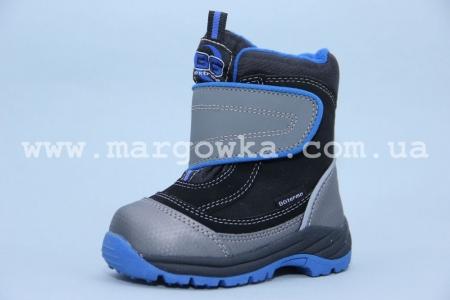 Термо-ботинки B&G TERMO RAY185-41 для мальчика (G)