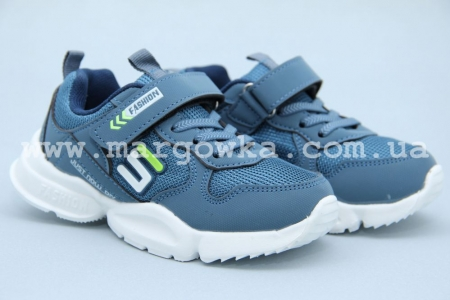 Кроссовки Bessky B8683A-1 для мальчика синие