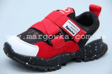Кроссовки Apawwa C48-3 для мальчика красные