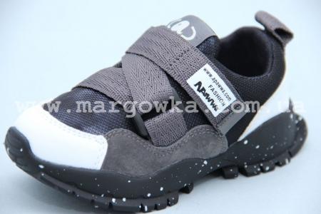 Кроссовки Apawwa C48-4 для мальчика серые