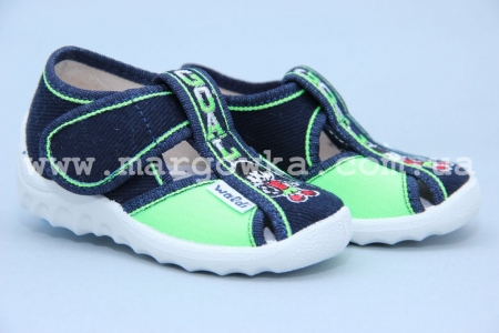 Тапочки Waldi 012 для мальчика (A)