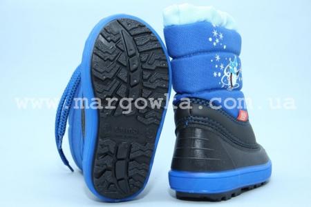 Сапоги Demar 1502a для мальчика синие