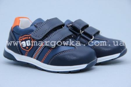 Кроссовки Tom.M 3061E для мальчика синие (G)