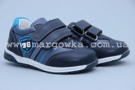 Кроссовки Tom.M 3061G для мальчика синие (G)