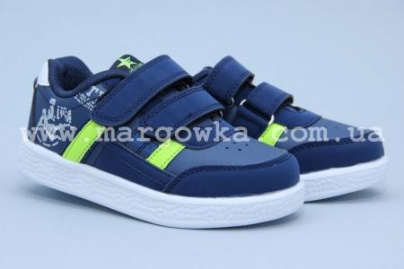 Кроссовки Tom.M 3114E для мальчика синие (A)