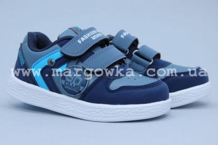Кроссовки Tom.M 3116G для мальчика синие (G)