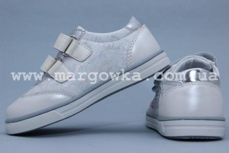 Туфли Tom.M 1082E для девочки белые (G)