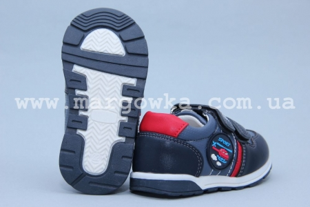 Кроссовки Tom.M 3059F для мальчика синие (G)