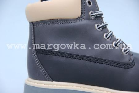 Ботинки B&G BG1722-193 черные (A)