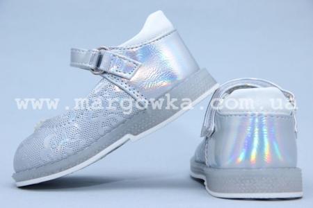 Туфли Bessky ZP7585-1 для девочки МАЛОМЕРЯТ! (A)