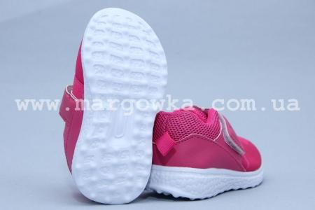 Кроссовки Солнце KJ18-1B для девочки розовые МАЛОМЕРЯТ! (A)