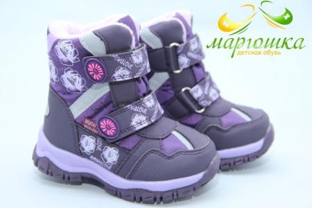 Ботинки Tom.M 5727W для девочки