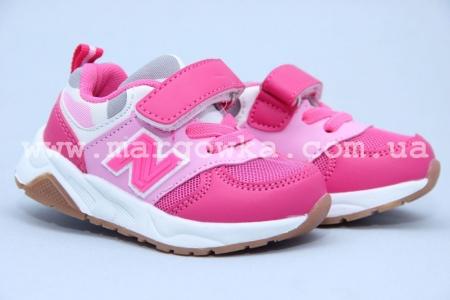 Кроссовки Tom.M 3353E для девочки розовые (A)