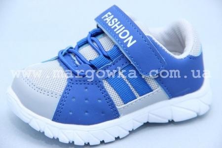 Кроссовки Tom.M 3346F для мальчика синие (G)