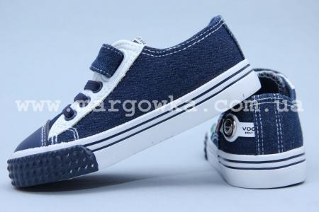 Кеды Tom.M 3502A для мальчика синие (A)