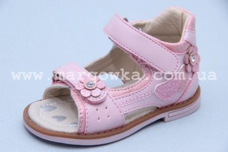 Босоножки Tom.M 1943B для девочки розовые (A)