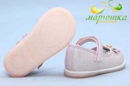 Туфли Tom.M 7199B для девочки розовые