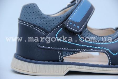 Босоножки Tom.M 1994M для мальчика синие (A)