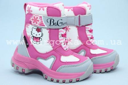 "Термо-ботинки ""B&G"" RAY165-208"
