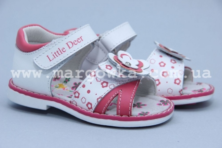 Босоножки Little Deer LD180-707 для девочки (G)