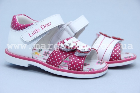 Босоножки Little Deer LD180-708 для девочки (A)