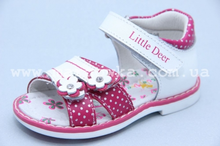 Босоножки Little Deer LD180-708 для девочки (A)