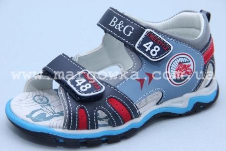 Босоножки B&G BG180-503 для мальчика (A)