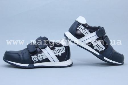 Кроссовки B&G BG180-422 для мальчика синие