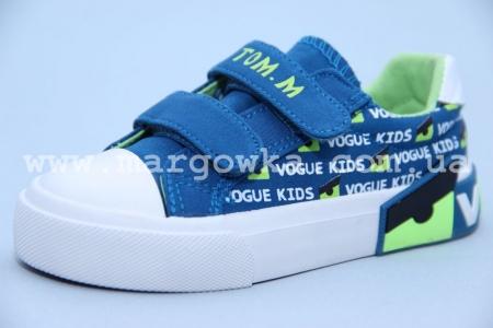 Кеды Tom.M C-T82-13-F для мальчика синие