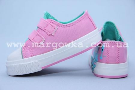 Кеды Tom.M C-T82-05-C для девочки розовые (A)