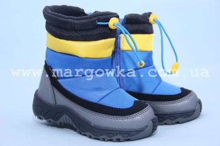 Термо-ботинки B&G TERMO RAY165-211 для мальчика (A)