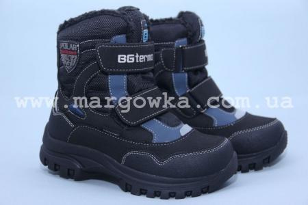 Термо-ботинки B&G TERMO RAY155-7948 для мальчика