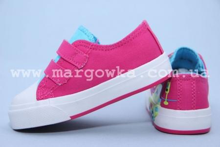 Кеды Tom.M C-T82-05-E для девочки розовые (G)