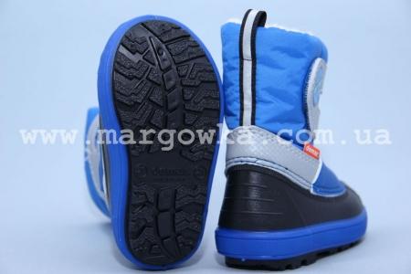 Сапоги Demar 1506b для мальчика синие