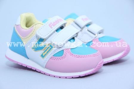 Кроссовки Fieerinni A070-7 для девочки мультиколор (A)