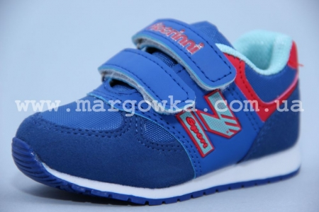 Кроссовки Fieerinni A070-3 для мальчика синие (A)