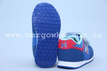 Кроссовки Fieerinni B207-3 для мальчика синие, МАЛОМЕРЯТ!