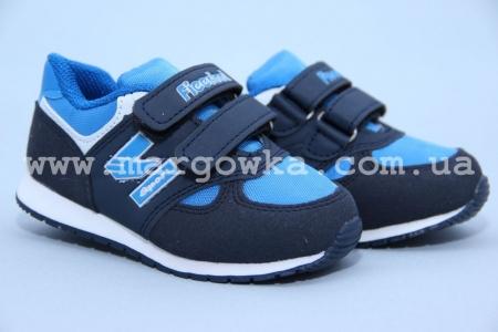 Кроссовки Fieerinni A070-2 для мальчика синие (A)
