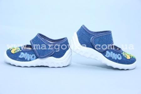 Тапочки Waldi 60-547 синие