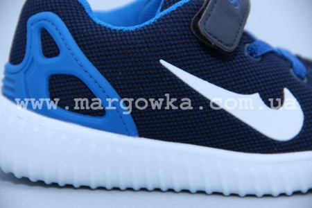Кроссовки Fieerinni B221-1 для мальчика синие (A)