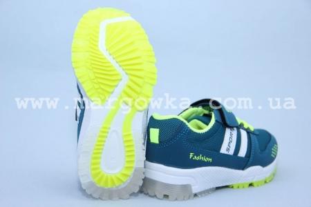 Кроссовки Tutinom TT320-2 для мальчика с мигалками (A)