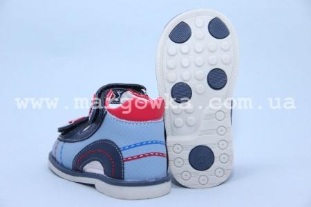 Босоножки Tom.M C-T10-68-A для мальчика синие (G)