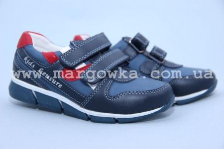 Кроссовки B&G BG170-209 для мальчика синие (A)