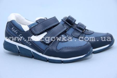 Кроссовки B&G BG170-210 для мальчика синие (A)