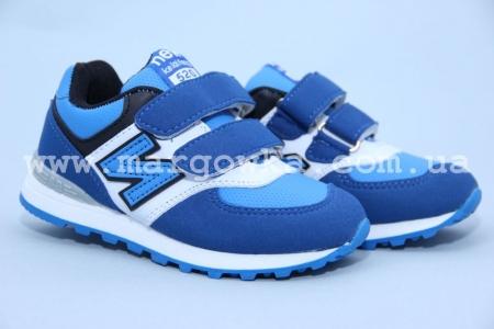 Кроссовки KLF 13170-19 для мальчика синие (A)